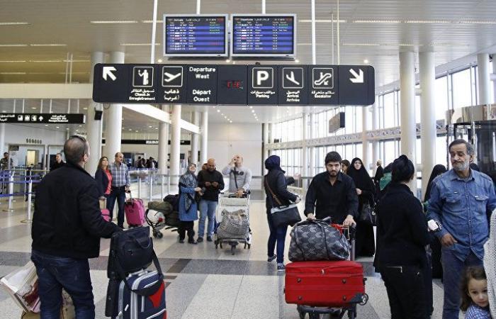 توقيف فنان في مطار رفيق الحريري الدولي