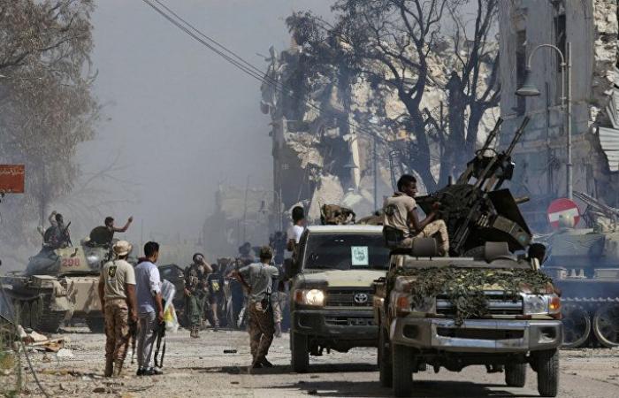 الجيش الليبي يستعد لاقتحام العاصمة طرابلس ويوجه نداء للأهالي