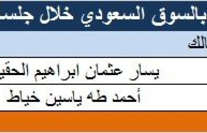 تغيرين بتخفيض حصص كبار الملاك في السوق السعودي