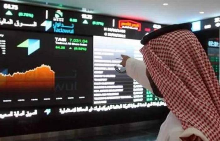 10 أسهم تخالف تراجعات سوق الأسهم السعودية