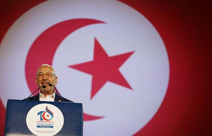 سياسي تونسي: ترشح الغنوشي للانتخابات هدفه رئاسة البرلمان