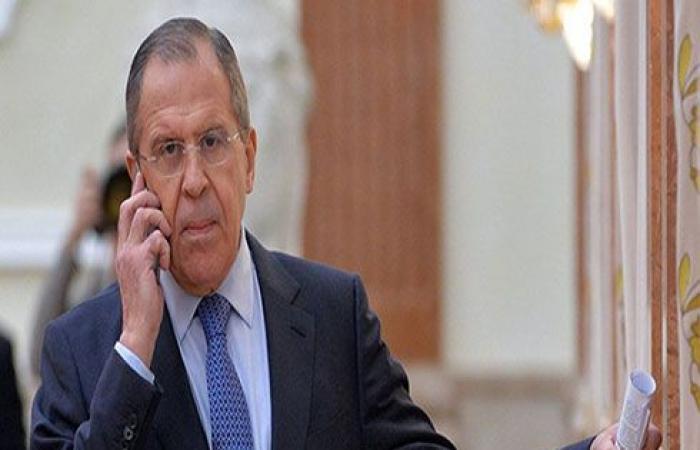 لافروف وأوغلو يبحثان الوضع في إدلب واللجنة الدستورية السورية