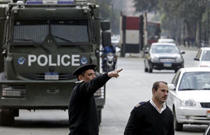 مصر... كاميرات مراقبة ترصد خط سير منفذ تفجير معهد الأورام منذ توديع أسرته