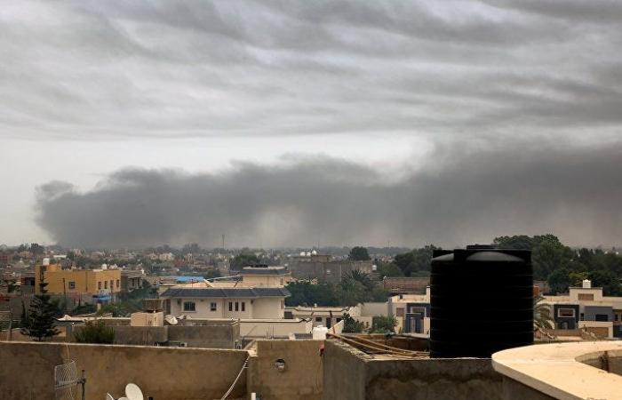 عرض عسكري يمني مفاجئ لمساعدة حفتر في الدخول إلى طرابلس