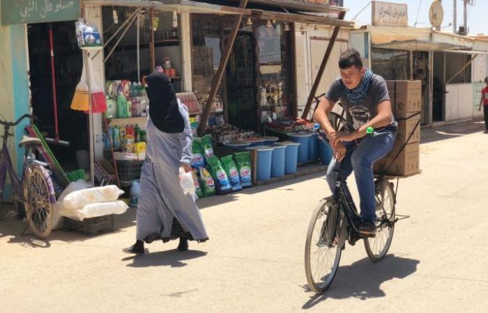 في مخيم بالأردن... الموسيقى لعلاج الأطفال من صدمات الحرب السورية