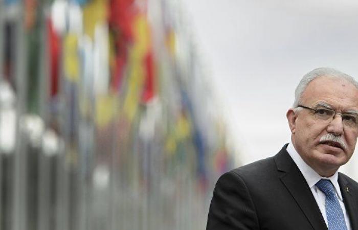 الرئاسة الفلسطينية: لا شرعية سوى ما يقرره الشعب الفلسطيني