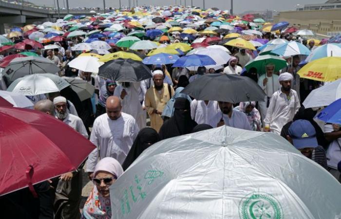 43 حاجا مصريا ما زالوا يتلقون العلاج في مستشفيات السعودية