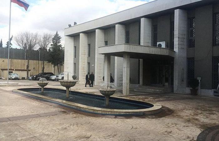 """السفارة الروسية لدى سوريا تتحقق من اختباء رئيس حركة """"ألتيرناتيفا"""" في إدلب"""