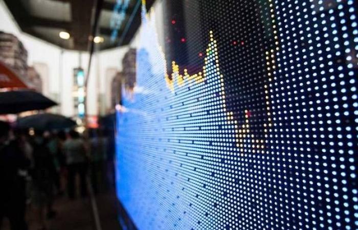 هبوط الأسهم الأوروبية خلال التعاملات قبيل بيانات اقتصادية