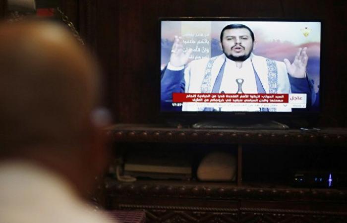 """أول تعليق لزعيم """"أنصار الله"""" على هجمات 10 طائرات على منشآت حيوية في السعودية"""