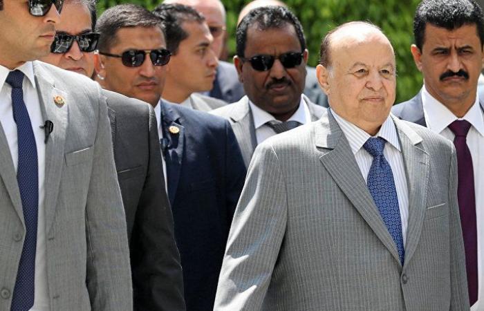 أكاديمي يمني: هذا هو مصير الرئيس هادي وحكومته بعد حوار الرياض