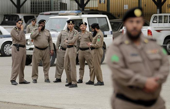 بالفيديو... اعتداء على امرأة في مكة المكرمة والشرطة السعودية تتدخل