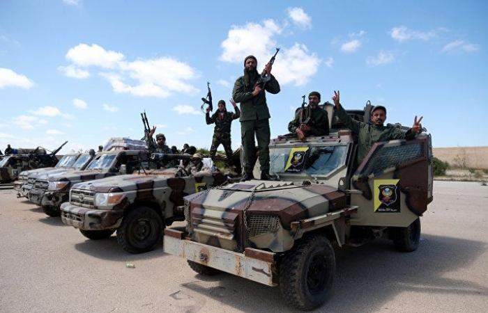 الجيش الليبي يرسل تعزيزات عسكرية جديدة إلى طرابلس