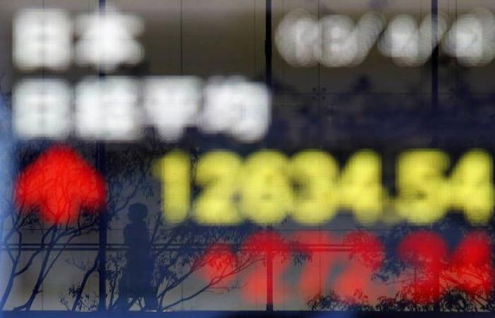 """ارتفاع """"نيكي"""" الياباني بالختام مع قوة البورصة الأمريكية"""