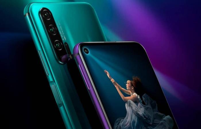 هاتف Honor 20 Pro ينافس هواتف الألعاب الرائدة