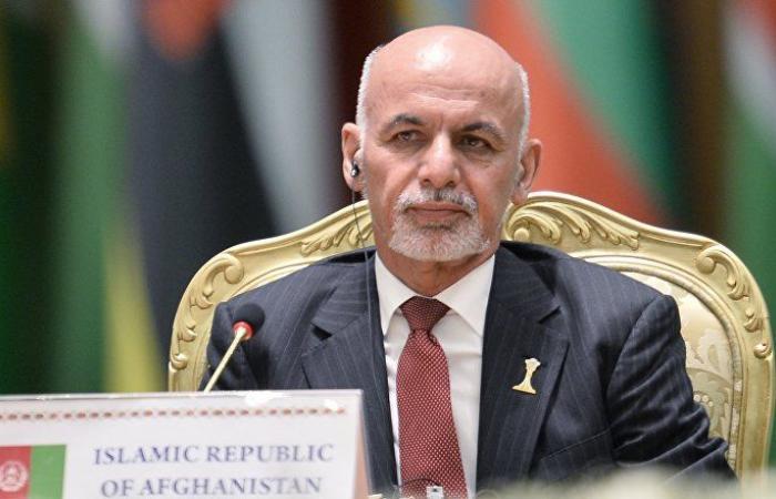 وزير الداخلية السعودي يلتقي الرئيس الأفغاني