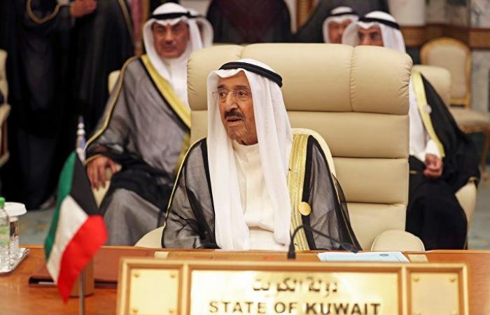 رئيس مجلس الأمة الكويتي يكشف الوضع الصحي لأمير البلاد