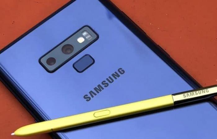 مقارنة شاملة بين هاتفي سامسونج Note 10 وNote 9