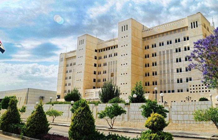 بيان من الخارجية السورية بشأن تصريحات نتنياهو الأخيرة