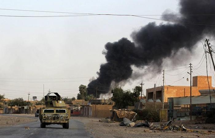 قوات الحشد الشعبي تعلن إسقاط طائرة حاولت استهداف الجيش العراقي
