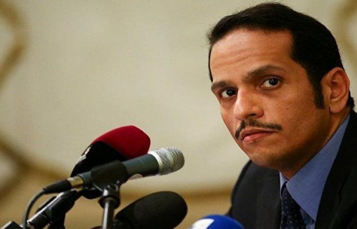 """أثارت جدلا واسعا... بيان قطري بشأن تصريحات """"تم استغلالها وتوجيهها بشكل خاطئ"""""""