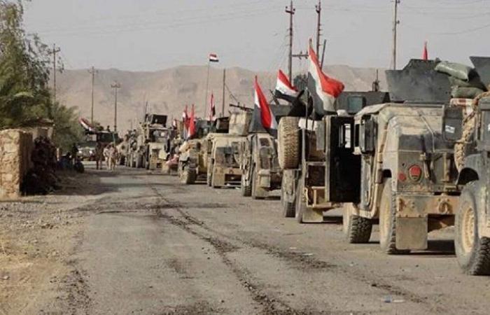 الجيش العراقي ينسحب من المدن لأول مرة منذ 2003 (فيديو)