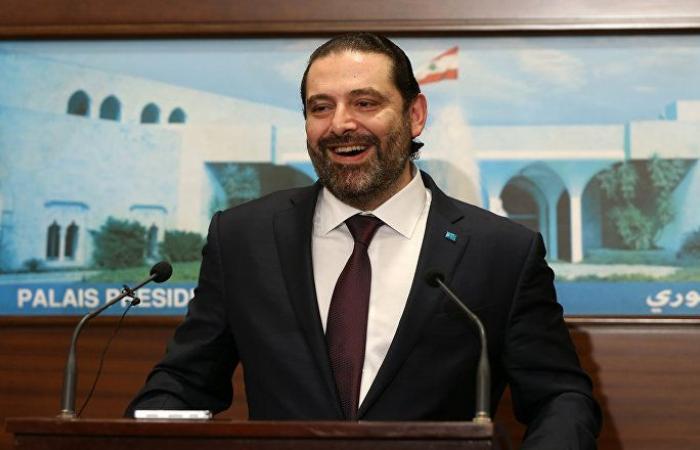 """الحريري يدين الهجوم على """"أرامكو"""" السعودية"""