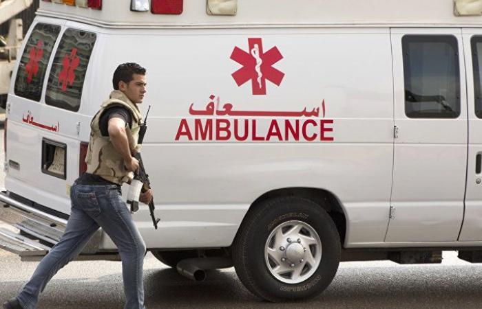 بسبب غاز مجهول... نقل 85 عاملا مصريا إلى المستشفيات