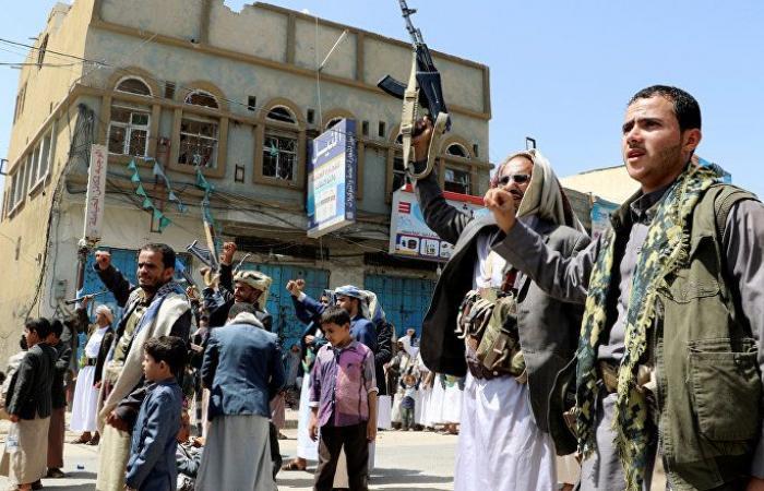 """""""أنصار الله"""" تعلن إلحاق خسائر بقوات يمنية قبالة منفذ حدودي في عسير"""