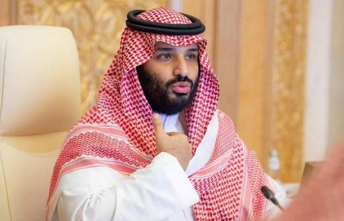 ولي العهد السعودي: حادث أرامكو اختبار حقيقي للإرادة الدولية