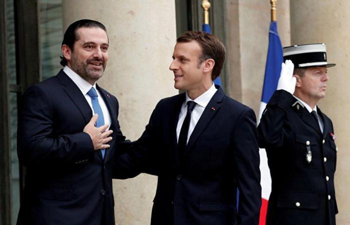 ماكرون يؤكد دعم فرنسا للبنان ويدعو دول المنطقة لضبط النفس