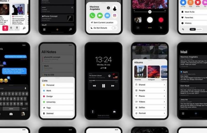 اكتشاف واجهة مستخدم علامات آبل Apple Tags