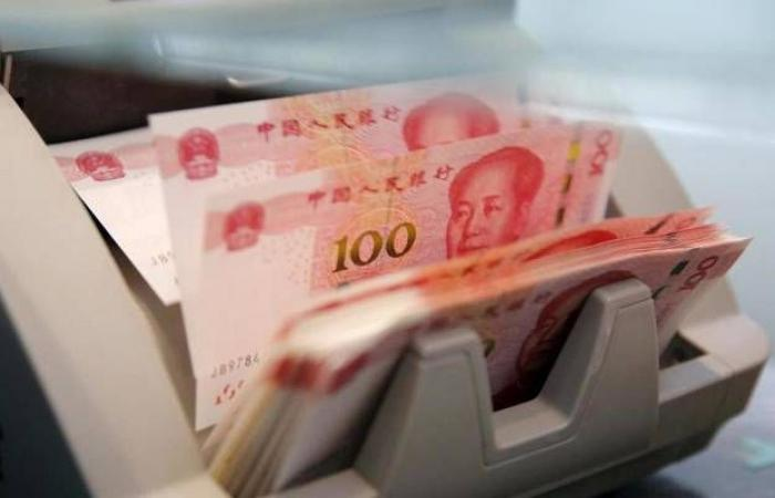 المركزي الصيني يضخ 17 مليار دولار في النظام المالي