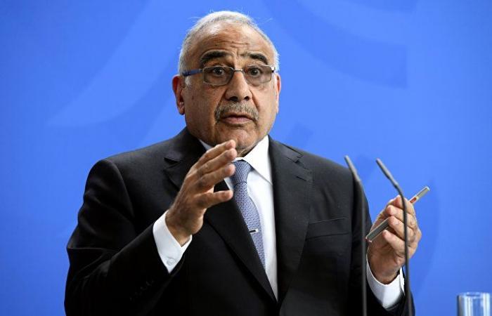 رئيس وزراء العراق يتهم إسرائيل باستهداف مواقع عسكرية تابعة للحشد الشعبي