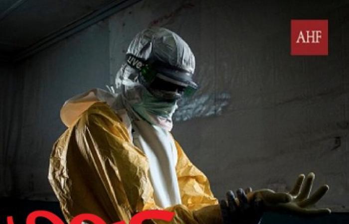 مؤسسة الرعاية الصحية لمرضى الإيدز تدعو تنزانيا إلى إعتماد الشفافية فيما يتعلق بمرض الإيبولا