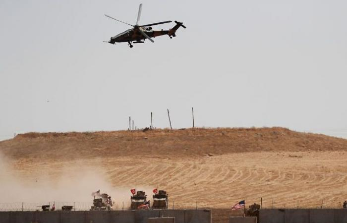 """""""قسد"""" تدعو لإقامة """"منطقة حظر طيران"""" شمال شرقي سوريا"""