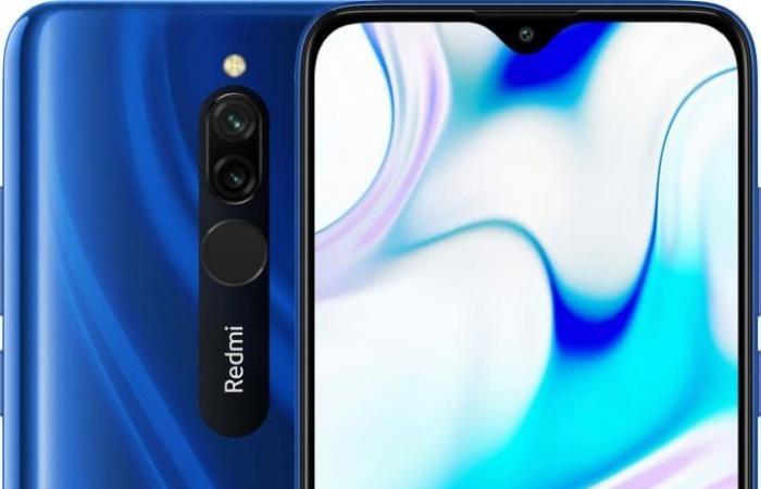 شاومي تعلن رسميًا عن هاتفها الذكي Redmi 8