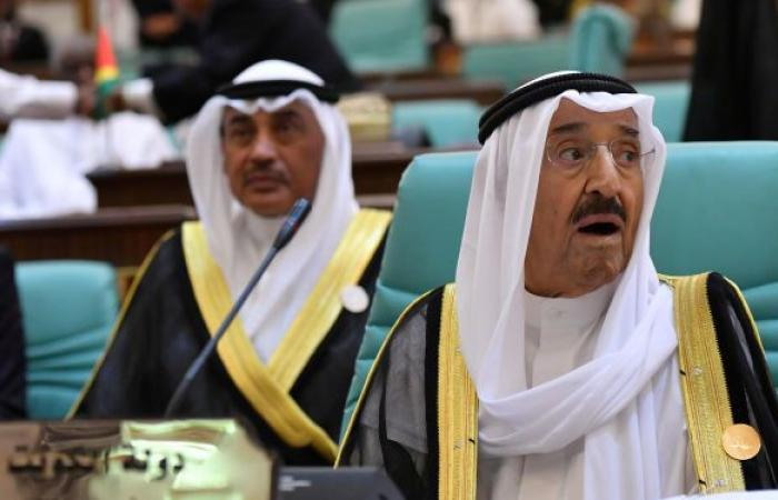 ترامب يؤكد لأمير الكويت ترحيبه بلقائه في الوقت الذي يراه مناسبا