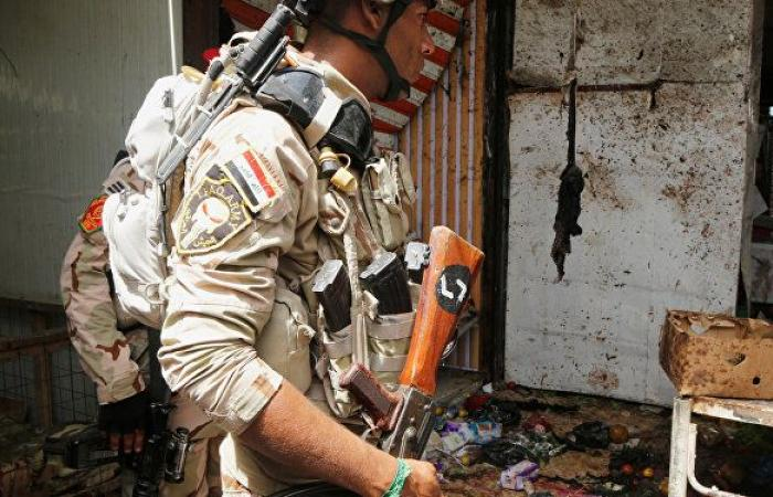 تفجير سيارة مفخخة وسط مدينة تكريت العراقية