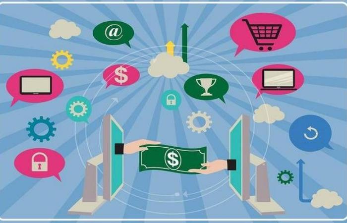 بلاك روك: 5 عوامل تدفع المستهلك الأمريكي لحماية الاقتصاد العالمي