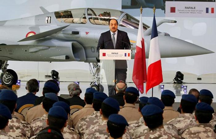 """تصريح مفاجئ من وزير دفاع قطر بشأن """"التهديد الوحيد"""" الذي يواجه بلاده"""