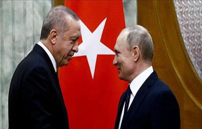 أردوغان في روسيا قريبا بدعوة من بوتين لمناقشة ملف سوريا