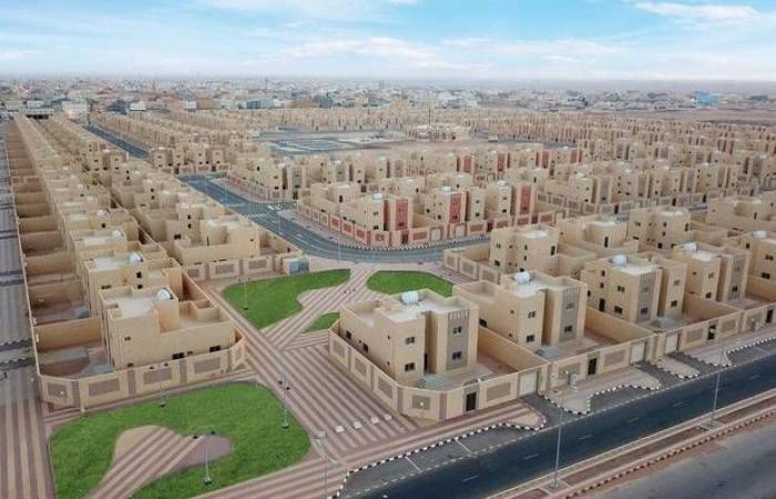 """إنفوجرافيك..165.2 ألف أسرة سعودية تستفيد من """"سكني"""" خلال 9 أشهر"""