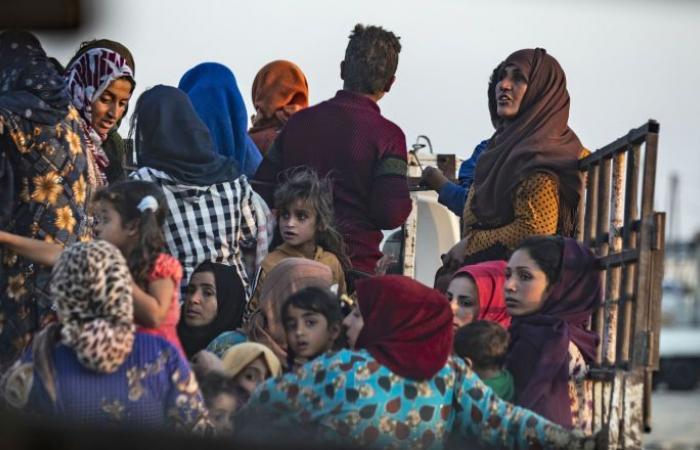 """تركيا: هدف """"نبع السلام"""" تطهير المنطقة الحدودية وعودة النازحين إلى المنطقة الآمنة"""
