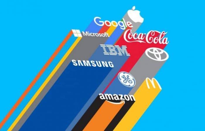 تقرير جديد يكشف عن العلامات التجارية الأعلى قيمة في العالم