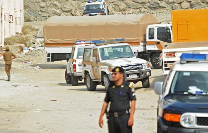 الدفاع المدني السعودي ينقذ شخصا سقط في بئر عمقه 400 متر (بالفيديو والصور)