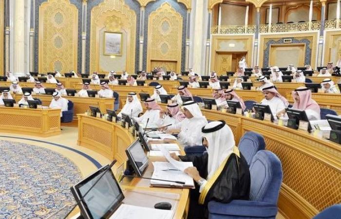 مطالبة بالشورى السعودي بإيقاف رسوم الوافدين للمنشآت التجارية