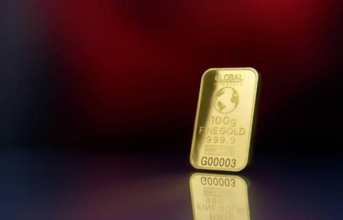 استقرار أسعار الذهب عالمياً مع ترقب الأوضاع التجارية