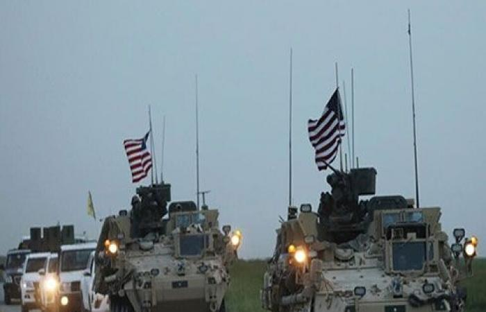 بالفيديو :  لانسحاب القوات الأمريكية من قواعدها في ريفي حلب والرقة شمال سوريا