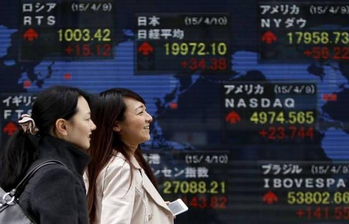 نيكي الياباني يرتفع بالختام مسجلاً أعلى مستوى بـ11 شهراً